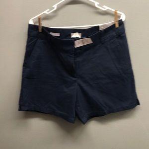 """Loft Outlet 6"""" shorts"""